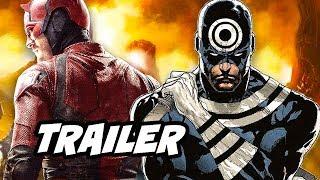 Daredevil Season 3 Official Teaser Trailer - Daredevil vs Bullseye and Kingpin