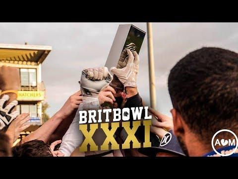 #Britbowl31 | Adult National Championship Britbowl Highlights 2017