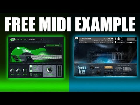 Download Your Free Midi Files Today