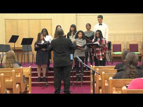 Daegu High School 2016 Christmas Concert