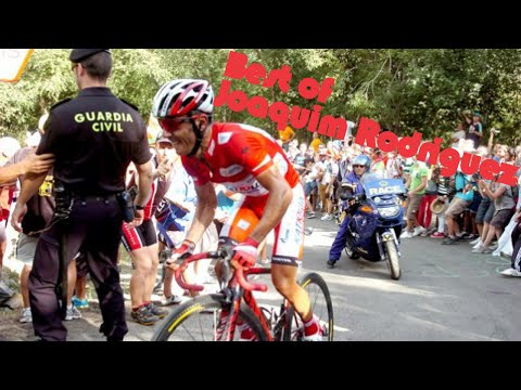 Joaquim Rodriguez - Rodriguez best moments