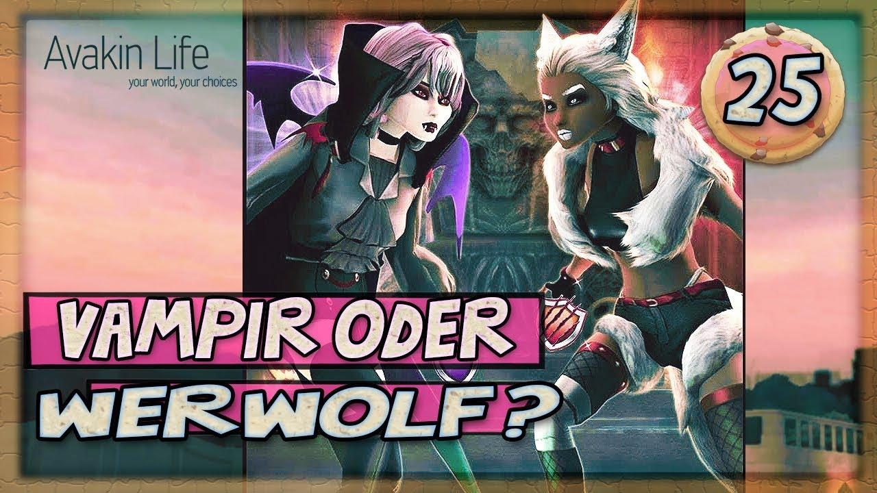Vampir Oder Werwolf