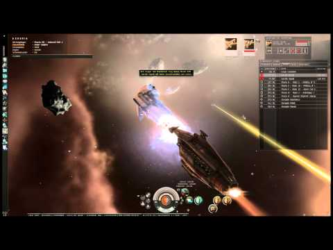 EvE Online - Mining Misappropriation L4 - Tengu