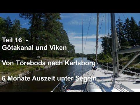 teil-16---götakanal-#2---viken-–-vassbacken,-karlsborg–-6-monate-auszeit-unter-segeln