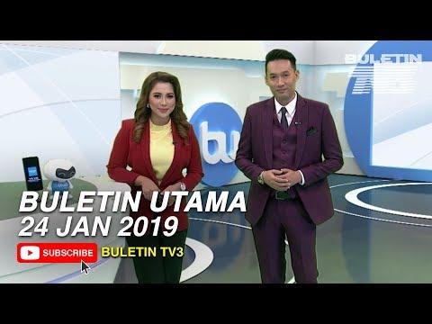 Buletin Utama (2019) | Khamis, 24 Januari