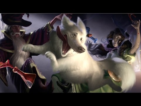 The Wizard's Dog - Intro to the Story