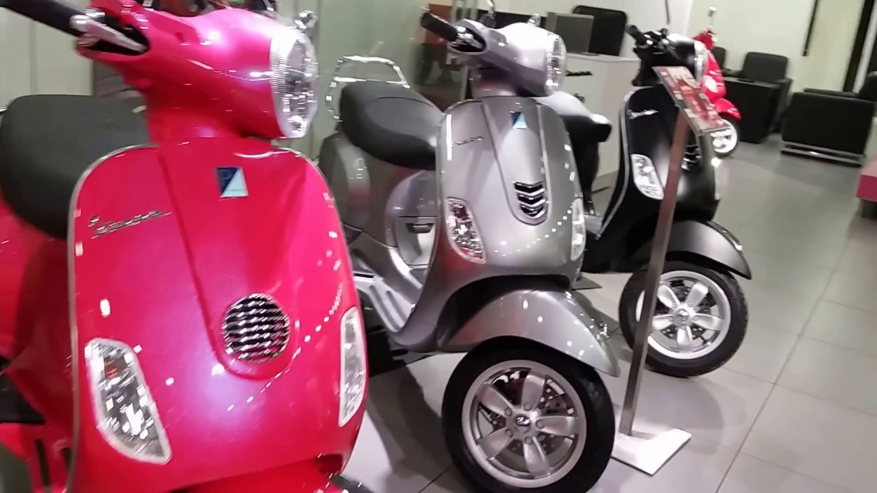 Vespa and Aprilia Scooter All Colors|New Pink,Yellow,White,Black,Red Etc Etc