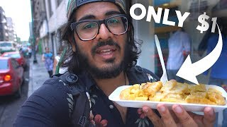 MEXICO CITY FOOD GUIDE - EAT FOR SUPER CHEAP!