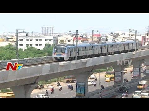 Special Focus On Hyderabad Metro Rail Project | L&T Hyderabad Metro Rail | NTV