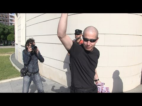 Koldo Santxez ingresa en prisión por Txupinazo 2010