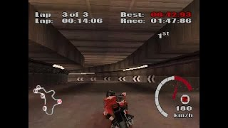 Ducati World Racing ... (PS1) 60fps