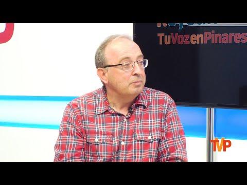 Entrevista Luis Marcos Naveira, director de UBU Verde y concejal de Rabanera del Pinar