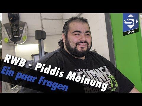Piddis Meinung über RWB*Das erste Auto | Vlog #38 | Sidney Industries