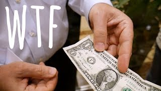 Andrew Kelly - Turning a New Yorker's $1 into $50 !