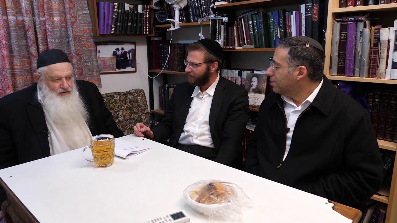 מסע בין נשמות: דודו כהן פוגש את הרב אורי זוהר HD