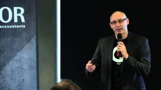 Roger Langsdon - BRW Most Innovative Companies Breakfast 2014