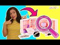 Project MC 2 Ultimate Spy Bag! Ulitimate Makeover Bag For Spies | Ambi C MGA Entertainment