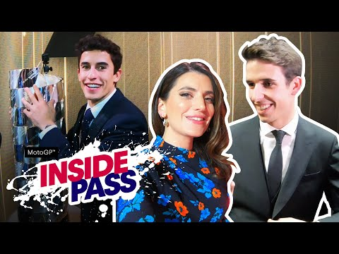 MotoGP 2019: Swapping Racing Leathers For Suits at the MotoGP Awards | Inside Pass #20