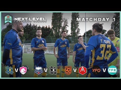 CAN HASHTAG UNITED FINALLY BEAT MONGOLIAN HORSES? | NEXT LEVEL FOOTBALL LEAGUE SEASON 2
