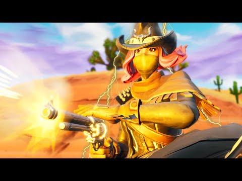 Wild West Fortnite