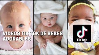Videos Tik Tok Niños y Bebés virales / Graciosos / Adorables / Feos / Bromas /
