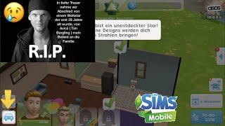 Sims spielen & R.I.P. AVICII