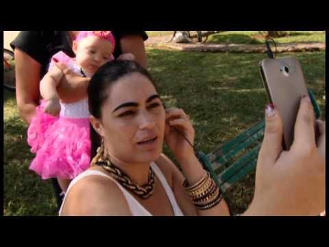 Documental Wi-Fi a la Cubana