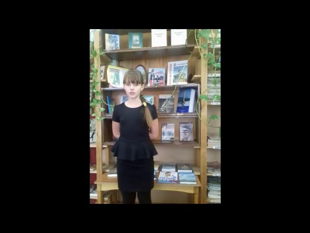Изображение предпросмотра прочтения – КатяСотникова читает произведение «Крестьянские дети» Н.А.Некрасова