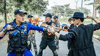 LTT Nerf War : Captain SEAL X Warriors Nerf Guns Fight Dr Lee Group Battle Is Not Foretold