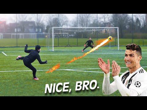 Cristiano Ronaldo would