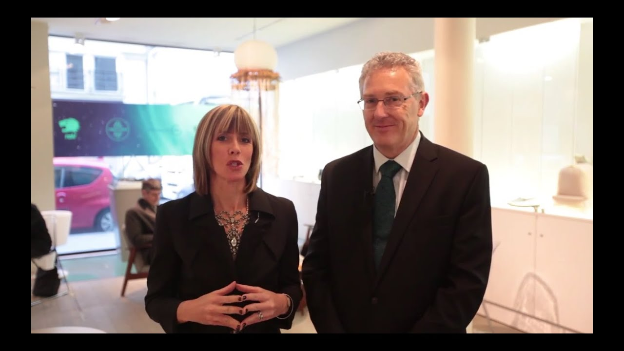 COP21 Hub Culture Paris 2015 Interview with Brad Page - Global CCS Institute