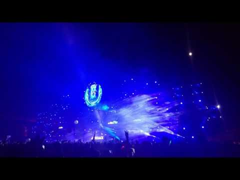 Afrojack UMF Ultra Music Festival Europe 2016