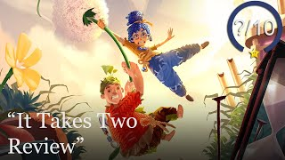 It Takes Two Review [PS5, Series X, PS4, Xbox One, & PC] (Video Game Video Review)
