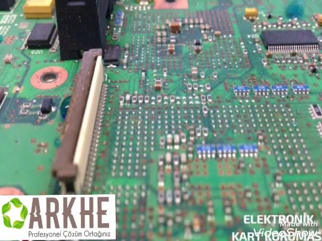 Elektronik Kart Koruyucu