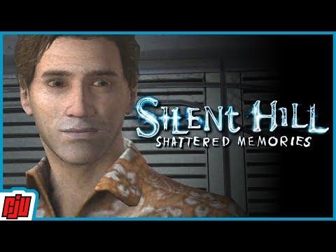 Silent Hill Shattered Memories Part 8 (Ending) | Wii Horror Game | Walkthrough Gameplay
