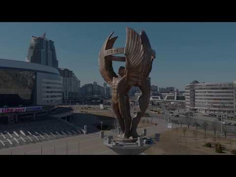 II Европейские игры - фактор устойчивого развития Минска