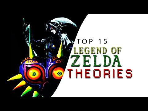 Top 15 Legend of Zelda Theories