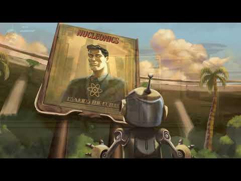 Retro Machina - Gameplay Trailer (Early stage)