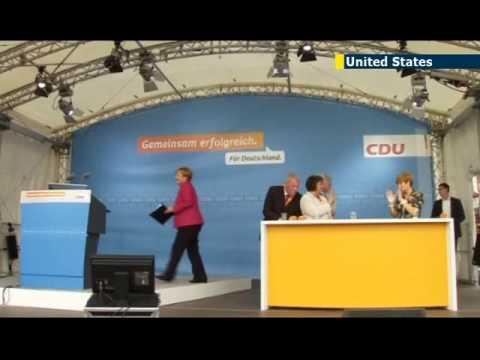 Obama promises Germans not to spy on Merkel: NSA revelations have damaged US diplomatically