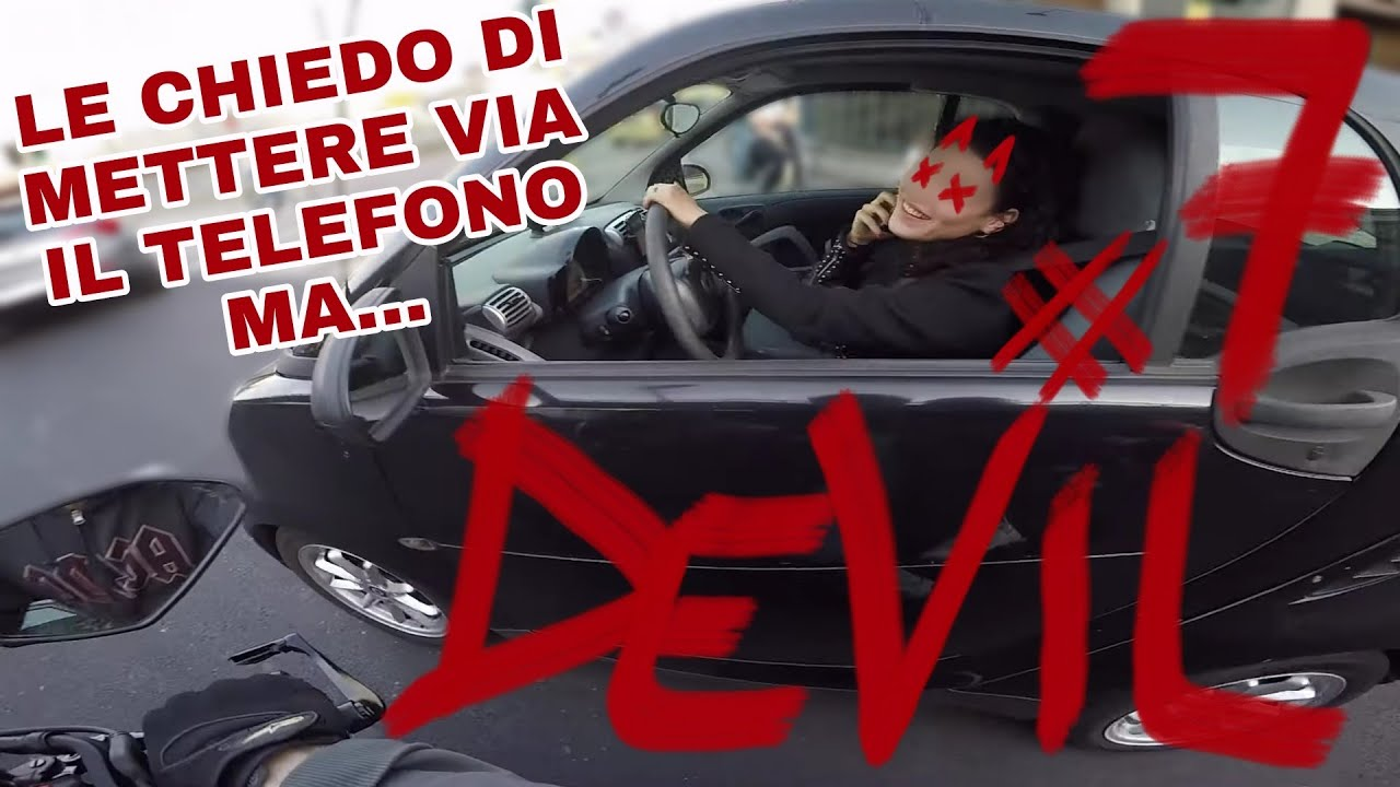 Download DEVIL #7   LA VIP👄💅🏻😈   Angry, Stupid, Crazy, people vs Bikers compilation ita🇮🇹 #devil