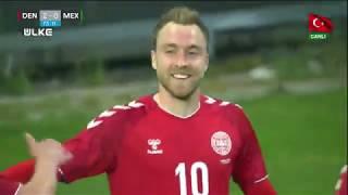 Danimarka-Meksika 2-0 maç özeti HD izle 9 Haziran 2018