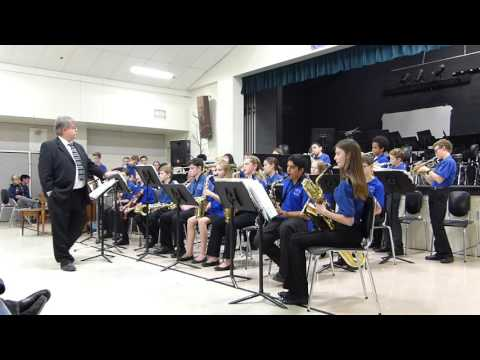 """Blue Bossa"" performed by Diablo View Middle School Jazz Band"