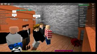 First Video Ever|Roblox Vampire Hunters