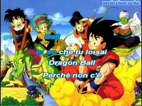 Dragon Ball Z karaoke
