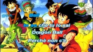 Dragon Ball Z karaoke