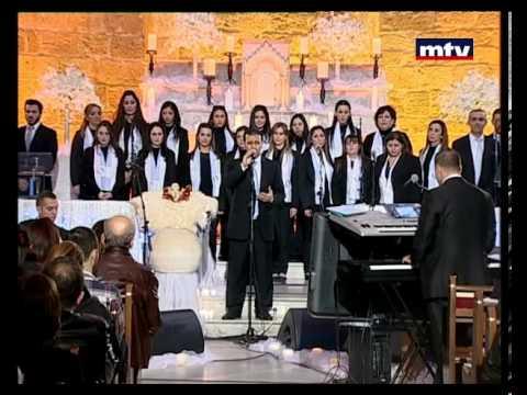 Religious Specials - Recital Santa Maria Choir 25/11/2012