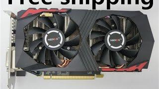 Видеокарта Nvidia Geforce GTX 760 4GB GDDR5 256bit