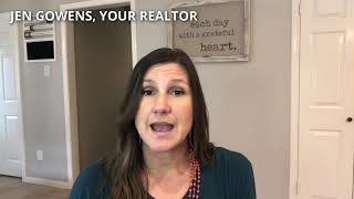 TWO HOME BUYING TIPS | Jen Gowens, Your Realtor