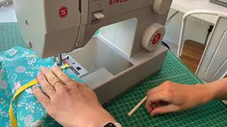 Picnic Roll Up Sewing Tutorial