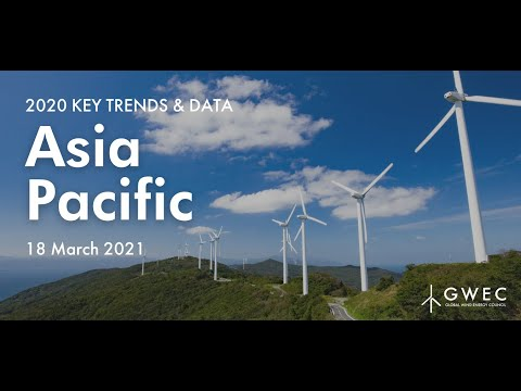 2020 Key Trends and Data: Wind Power in the Asia Pacific